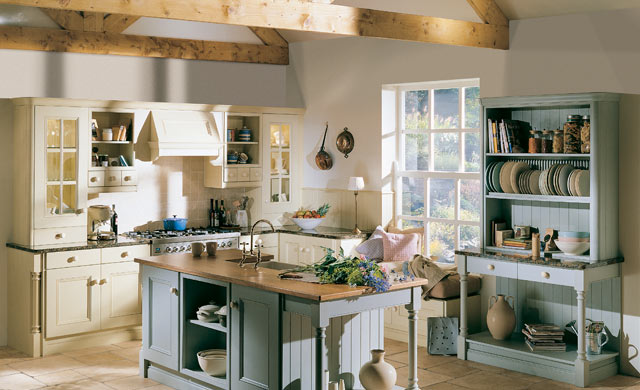 Avonlea Painted Sage Fitted Kitchens Kitchen Design Including A Free Kitchen Plan And Design