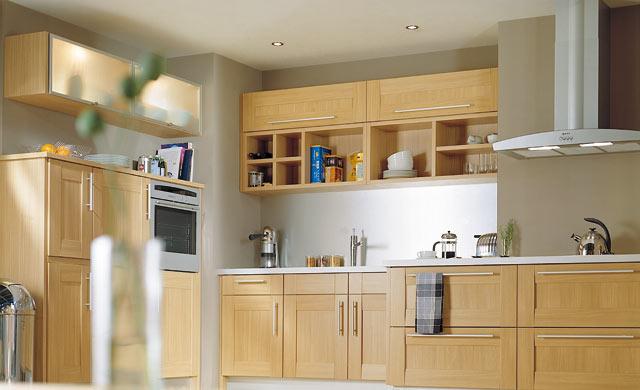 Malbec ferrara oak fitted kitchens kitchen design for Oak fitted kitchen