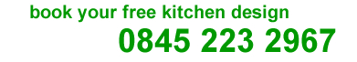 telephone number for Kitchen Design Peterborough